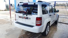 Automatic White Jeep 2010 for sale