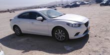 Mazda 6 car for sale 2017 in Muscat city