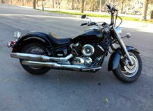 Yamaha motorbike is available for sale