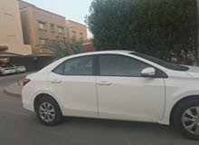 2014  Corolla with  transmission is available for sale