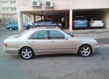 +200,000 km Mercedes Benz E 240 2001 for sale