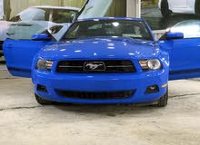 Gasoline Fuel/Power   Ford Mustang 2012