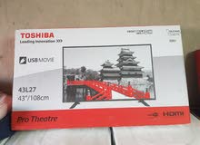 New Toshiba screen 43 inch