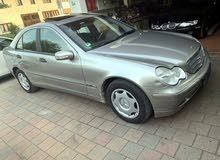 Used condition Mercedes Benz C 180 2003 with 150,000 - 159,999 km mileage