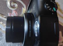 كاميرا كانون باور شوت sx 150 في الضمان