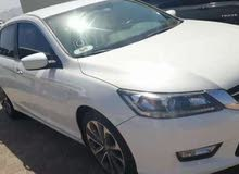 For sale 2014 White Accord