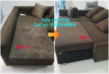 Professional Sofa cleaning in Dubai
