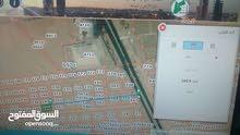 ارض على طريق المطار في الجيزة مساحتها 1068 متر و تبعد عن الشارع المطار 350 متر