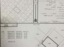 ارض في ام الجعاريف وسط البيوت القائمة قريبه من شارع سيح الطيبات قريب منها شارع داخلي