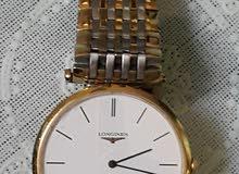 ساعة لونجين سويسرى