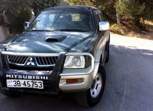 Mitsubishi L200 2006 - Manual