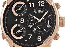للبيع ساعة JBW الاصلية