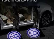 Car door light induction lighting lamp/باب السيارة ضوء مصباح التعريفي الإضاءة