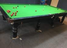 طاولة سنوكر