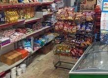 سوبرماركت للبيع في منطقة بيادر وادي السير الصناعية Supermarket