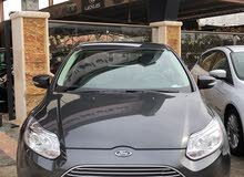 Ford Focus car for sale 2015 in Amman city