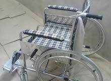 كرسي متحرك عملاق لجميع الاوزان مستورد