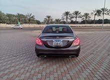 Mercedes Benz C 300 car for sale 2015 in Sohar city