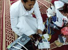 مهندس صوتيات للمساجد والمراكز التجارية