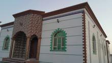 بيت جديد مؤجر للبيع