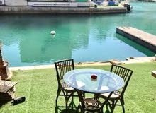 1 Br. Fully Furnished Villa for rent in Floating City, Amwaj.