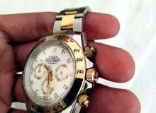 Rolex brand watches are very distinctive