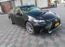 Lexus GS car for sale 2018 in Seeb city