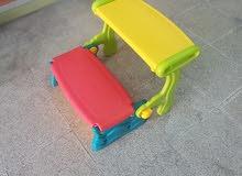كرسي يتحول الى مكتب مقاوم للكسر رقم اعلان 0210