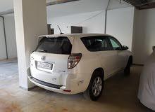 Automatic Toyota RAV 4 2013