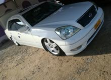 White Lexus LS 2001 for sale