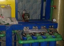 محطة ماء للتنقية والتحلية