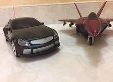 سبيكر(مضخم اصوات) طائرة وسيارة