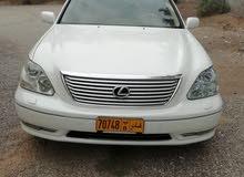 White Lexus LS 2004 for sale