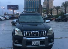 Toyota Prado 2004 For sale - Black color