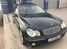 km Mercedes Benz C 200 2001 for sale