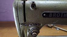 مكينة خياطة  صناعية براذر  بحاله جيده