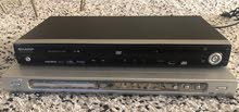 sharp dvd player great condition