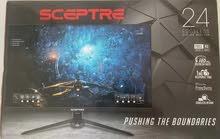 165 hz gaming monitor 1 ms , 24 inch , IPS panel