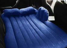 سرير السيارة الهوائي  هو سرير بيتنفخ عن طريق كمبروسر وترتاح عليه لو بتسافر كتير
