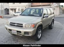 Nissan Pathfinder  Model : 2001