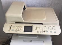 ماكنينة تصوير وسكانر وطباعة HP مستعملة بحالة ممتازة