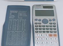 اله حاسبه كاسيو fx991ESالماركه ماليزي لطلاب الثانويه  السعروا