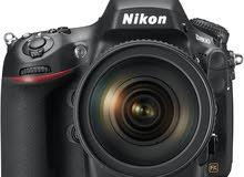 Nikon DSLR D800 36mp