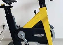 Technogym bike