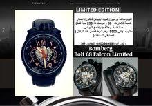 للبيع ساعة بومبيرج Falcon ليميتد ايدشن