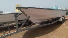 قارب 28 قدم جديد