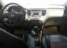 Hyundai Avante 2013 For Rent - Black color