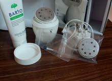 آلة باريو لتنعيم الكعب وإزالة الجلد الميت والكالو الجلدى بسهولة وبدون الم استخدا