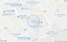 شقة للايجار مقابل جامعة سلطان