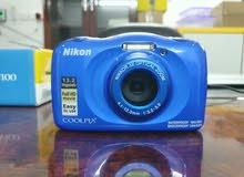 Nikon Coolpic W100